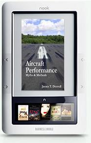 Aircraft Performance - iPad & Nook eBook (ePub)